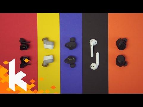 Die besten kabellosen Bluetooth-Kopfhörer (Top 5)