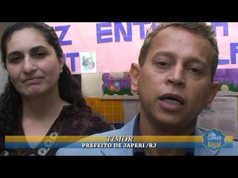 ENTREGA DE KITS ESCOLARES EM JAPERI
