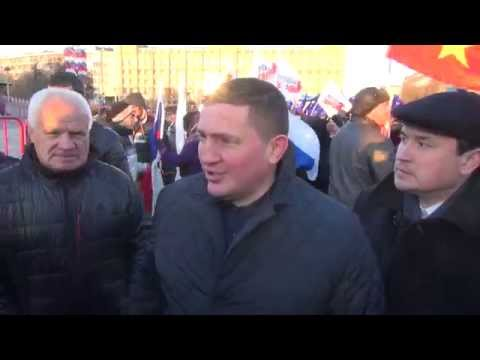4 ноября - Площадь Павших Борцов Волгоград