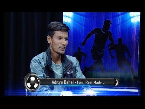 (Real madrid vs Girona | Fans Review | Aditya Dahal .. 5 min 45 sec)