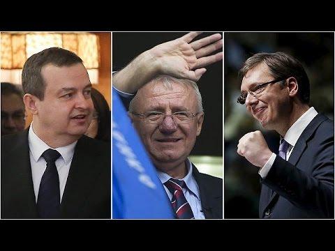 Σερβία: Ο πρωθυπουργός Αλεξάνταρ Βούτσιτς νικητής των βουλευτικών εκλογών