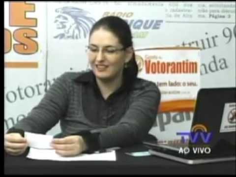Debate dos Fatos 01-03-13 mineiro tv votorantim