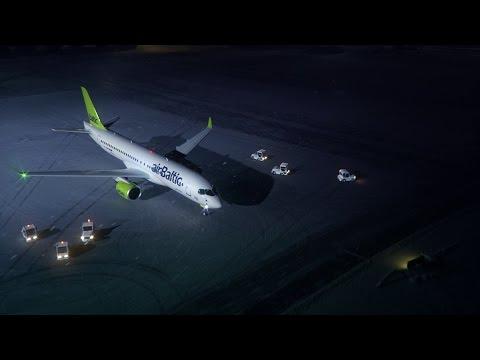 Танцующий самолет: Bombardier CS300 продолжает удивлять - Центр транспортных стратегий