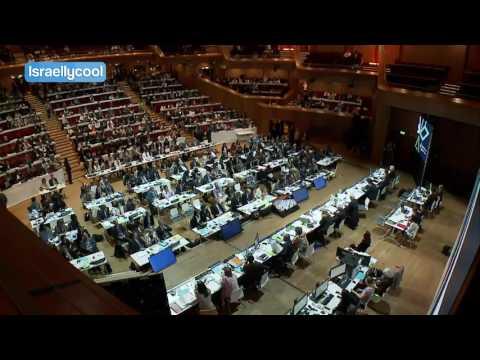 Israel's UNESCO Ambassador Carmel Shama-Hacohen's Surreal Speech