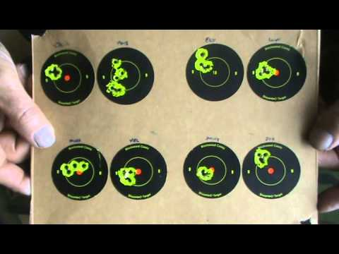 22lr RIMFIRE RIFLE SHOOTING CCi MINIMAG HIGH VELOCITY AMMO REVIEW