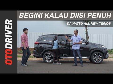 Daihatsu All New Terios  2018 Full Review Indonesia | Otodriver