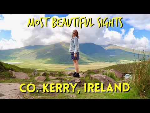 Most Beautiful Sights In County Kerry, Ireland