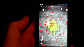 Live Wallpaper - Bloody Droid YouTube video