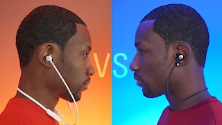 Video SHOWDOWN: Beats X vs JayBird X3! MP3, 3GP, MP4, WEBM, AVI, FLV Juli 2018