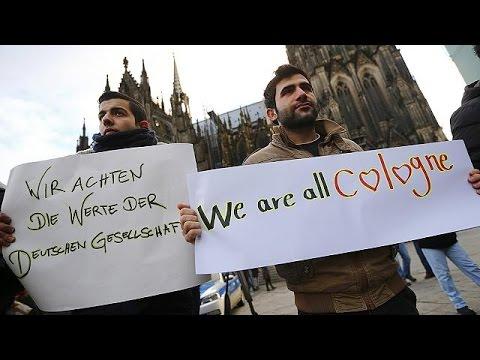 Γερμανία: Διαδήλωση μεταναστών κατά των σεξουαλικών επιθέσεων