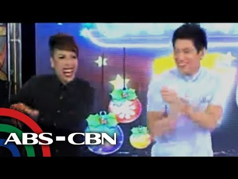 kiefer - Jeron Teng of DLSU Green Archers and Kiefer Ravena of the Ateneo Blue Eagles showed their dancing prowess on Gandang Gabi Vice on Sunday. Aside from dancing ...
