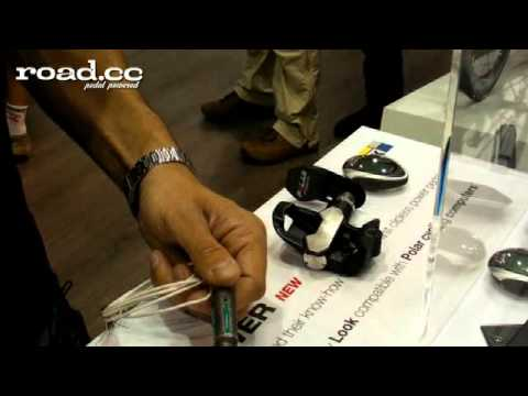 Eurobike show shorts: Look Keo Power pedals
