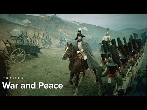 War and Peace | Trailer | Opens May 24