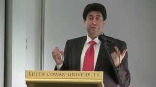 Nano-photonics&Nano-electronics To Support National Frontier Technologies: Prof. Kamal Alameh, ECU