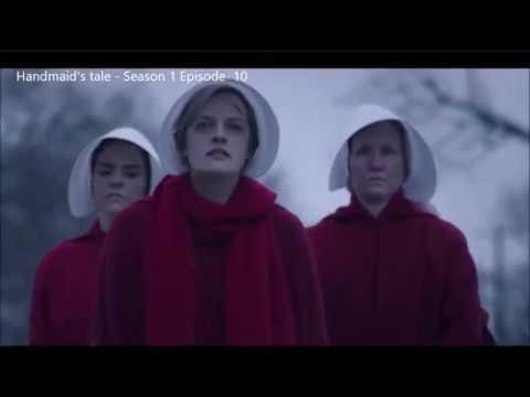Handmaid's tale - Season 1 Episode 10