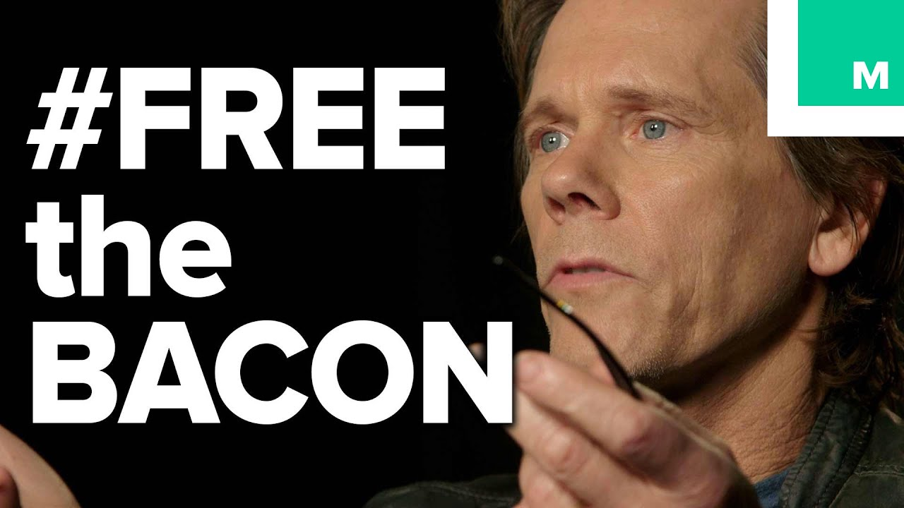 Kevin Bacon Demands More Male Nudity in Hollywood