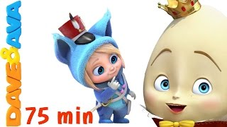 Video 🏵 Nursery Rhymes Collection | Nursery Rhymes and Baby Songs from Dave and Ava 🏵 MP3, 3GP, MP4, WEBM, AVI, FLV April 2019