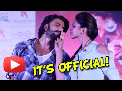 Ranveer Singh Confesses Relationship With Deepika