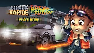 Jetpack Joyride YouTube video