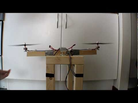 Quadrocopter Project - Part One (Fuzzy Logic)
