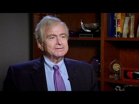 O Σάντι Μπέργκερ, πρώην σύμβουλος εθνικής ασφάλειας των ΗΠΑ, στο euronews