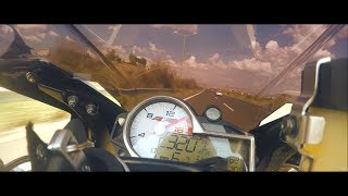 8. 2017 BMW S1000RR HP 4 TOP SPEED 320 KM/H