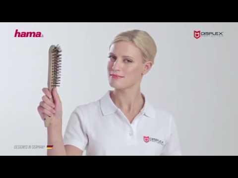 Hama 3D-Full-Screen-Schutzglas (видео)