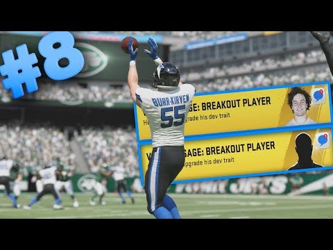 We Get Our First Breakout Scenarios and They're Big! Madden 20 Flyers Relocation Franchise Ep.8