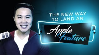 Coming up, I'm going to share the new way that you have to pitch Apple to land a feature. Stay tune.Join the live webinar:http://www.appmasters.co/apple***************Check out our app marketing agency:http://www.appmasters.co/Follow us:Twitter: https://twitter.com/stevepyoungFacebook: https://www.facebook.com/AppMastersCo/Blog: http://www.appmasters.co/blogJoin the newsletter: http://www.appmasters.co/newsletter***************