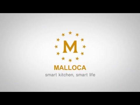 Máy rửa chén bát Malloca