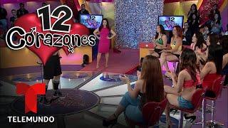 12 Corazones / Especial De Deportistas (1/5) / Telemundo