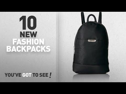 Top 10 Nylon Fashion Backpacks We Love: Kenneth Cole Reaction Handbag Trooper Backpack