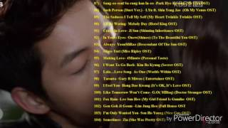 Video The Best OST Of Korean Drama & Film Part 5 MP3, 3GP, MP4, WEBM, AVI, FLV Januari 2018
