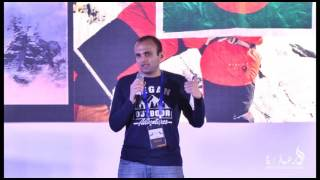 The Voice of Animals Resounds at the Top of the World- Kuntal Joisher at IFA 2016
