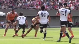 Sunwolves vs Cheetahs Rd.14 Super Rugby Video Highlights 2017