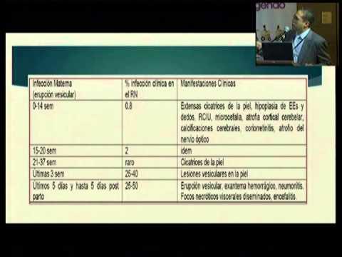 Varicela y embarazo:riesgo real Dr. Pablo Galvis
