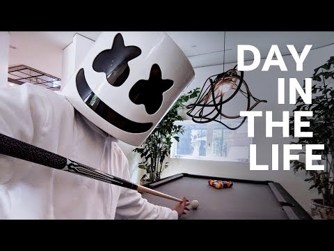 A Day in the Life of Marshmello - Thời lượng: 91 giây.