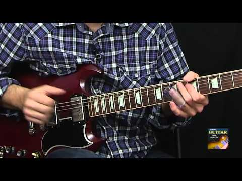BB Licks on Slide Guitar in Open E Tuning