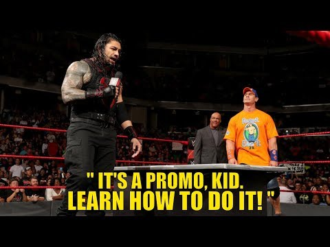 Video 10 Reasons Why WWE Fans DON'T LIKE Roman Reigns download in MP3, 3GP, MP4, WEBM, AVI, FLV January 2017