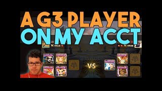 Download Lagu A G3 takes my G1 mons to RTA! in SUMMONERS WAR WORLD ARENA Mp3