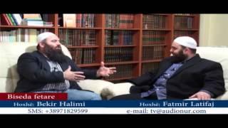 Akuza se Hoxhallarët nuk janë kombëtarë - Hoxhë Bekir Halimi dhe Hoxhë Fatmir Latifi