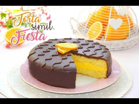 torta fiesta al cioccolato - ricetta