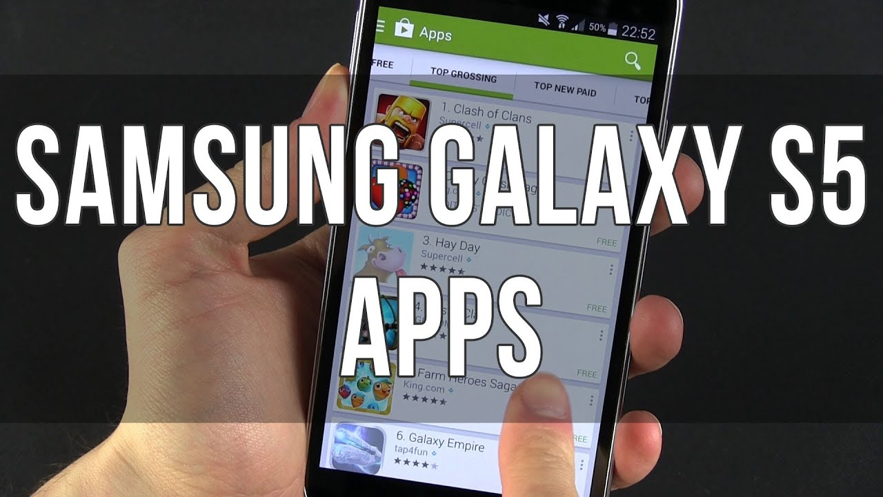 Descargar Best apps for Samsung Galaxy S5 para Celular  #Android