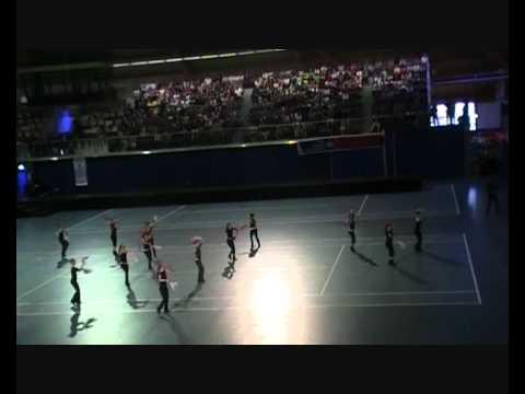 Openingsact D-Mission DéDé Danceballet 2012