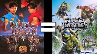 24 Reasons Double Dragon & Teenage Mutant Ninja Turtles: Out of the Shadows Are The Same Movie