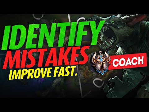 VOD Reviewing is one of THE BEST ways to get better and climb in League - Challenger Coaching