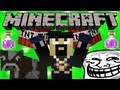 How to Troll Minecraft Youtubers - AntVenom