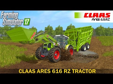 Claas Ares 616 RZ v1.0.0.0
