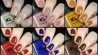 KL Polish by Kathleen Lights Live Swatch + Review!!