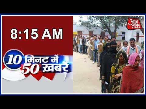 Voting Begins For First Phase In 24 Districts in UP For Civic Elections